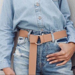 B Low The Belt Adjustable Mia Belt